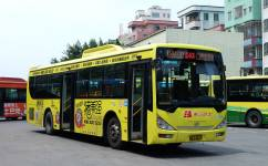 广州高峰快线43公交车路线