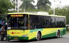 广州801路公交车路线