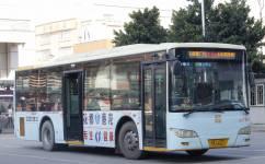 广州711路公交车路线
