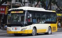 广州741路公交车路线
