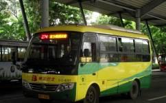 广州274路公交车路线