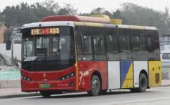 广州496路公交车路线