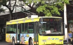 广州103路公交车路线