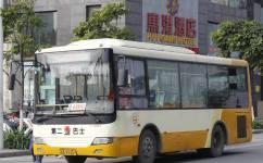 广州922路公交车路线