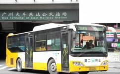 广州302A路公交车路线