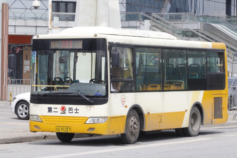 广州651路公交车路线