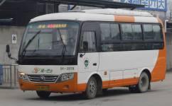 广州458路公交车路线