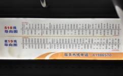 广州夜19路公交车路线