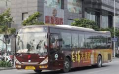 广州509路公交车路线