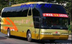 广州广从1线公交车路线