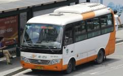 广州453A路公交车路线