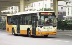 广州288路公交车路线