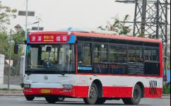 广州增城41路公交车路线