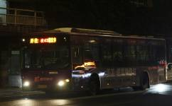 广州夜43路公交车路线