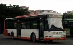 广州834路公交车路线