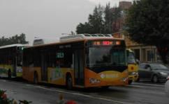 广州583路公交车路线