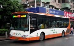 广州17路公交车路线