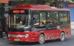 广州343A路公交车路线