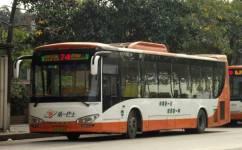 广州74路公交车路线