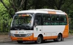 广州448路公交车路线