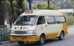广州661路公交车路线