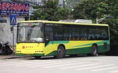 广州345路公交车路线