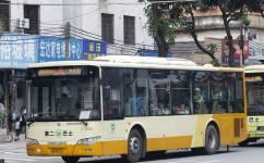 广州552路公交车路线