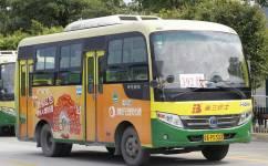 广州392路公交车路线