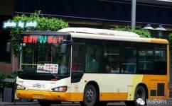 广州增城6路B公交车路线
