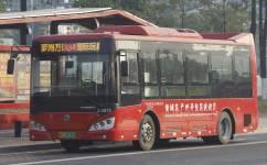广州334路公交车路线