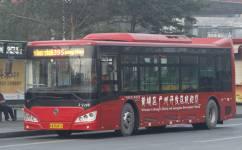 广州395路公交车路线