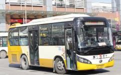 广州986路公交车路线