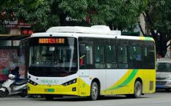广州增城26路公交车路线