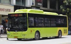 广州花21路公交车路线