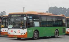 广州番125短线公交车路线
