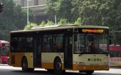 广州502路公交车路线