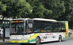 广州52路公交车路线