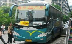 广州狮岭-桂花岗公交车路线