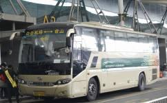 广州空港快线台山台城线公交车路线