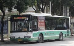 广州番19短线公交车路线