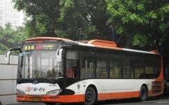 广州864路公交车路线
