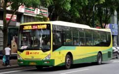 广州204路公交车路线