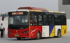 广州722路公交车路线