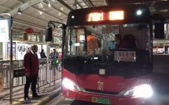 广州南站夜1路公交车路线