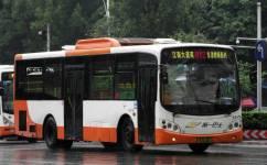 广州812路公交车路线