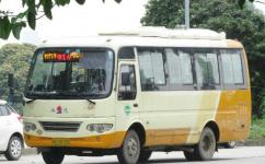 广州增城14路公交车路线