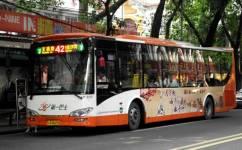 广州42路公交车路线