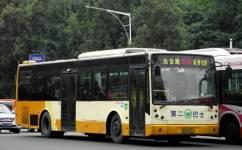 广州519路公交车路线