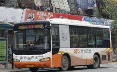 广州南14路公交车路线