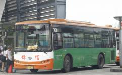 广州番92短线公交车路线